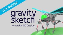 Gravity Sketch VR