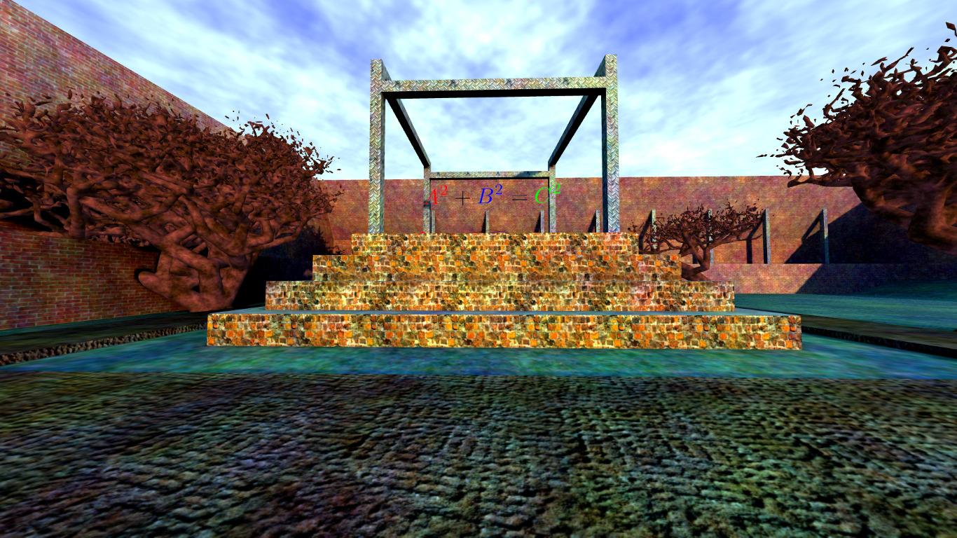 Pythagorean Temple