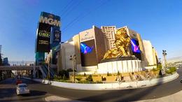 VR Las Vegas Strip by Car