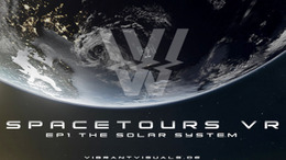 Spacetours VR - EP1 The Solar System