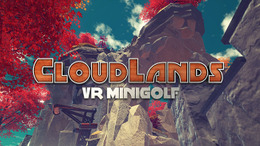 Cloudlands: VR Minigolf