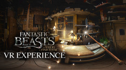 Fantastic Beasts and Where to Find Them VR Experience