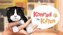 Konrad the Kitten - eine virtuell-reale Katze