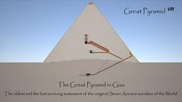 Great Pyramid VR