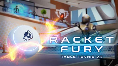 Racket Fury:乒乓球