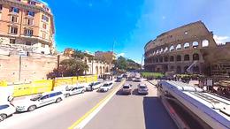 VR Rome Bus Tour - Italy