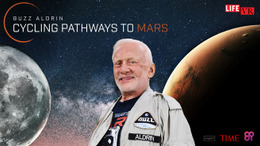 Buzz Aldrin: Cycling Pathways to Mars