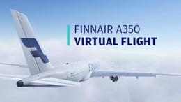 芬兰航空公司虚拟航班体验